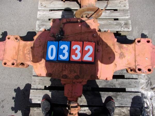 Achse Komplett O&K L55