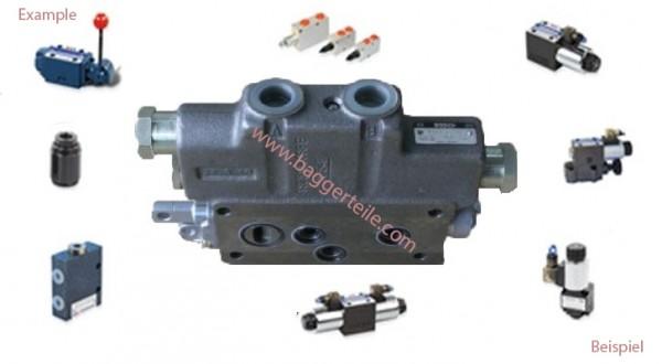 10310401 Ventilblock Kpl. passend für Liebherr